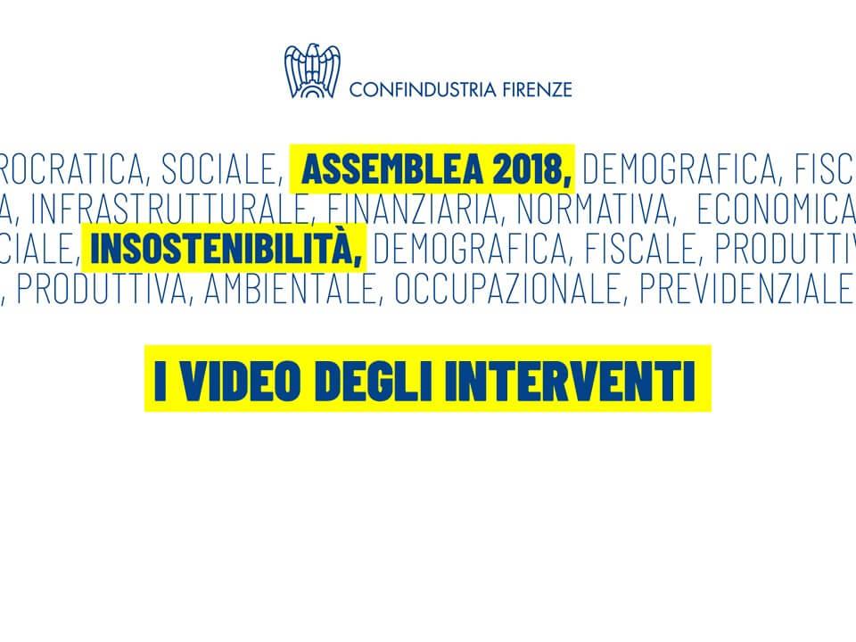 video assemblea 2018
