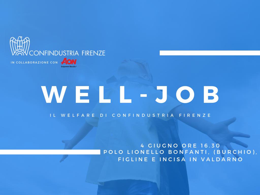 WELL - JOB - Il Welfare di Confindustria Firenze