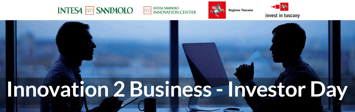 Innovation 2 Business - Investor Day