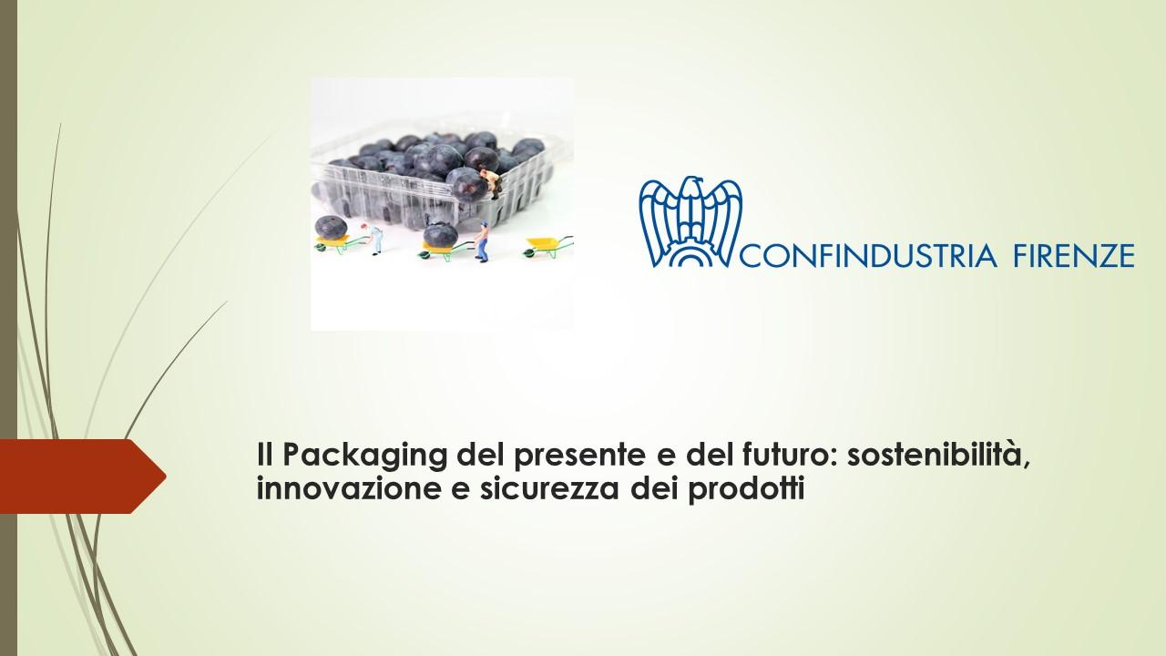 Il Packaging del presente e del futuro