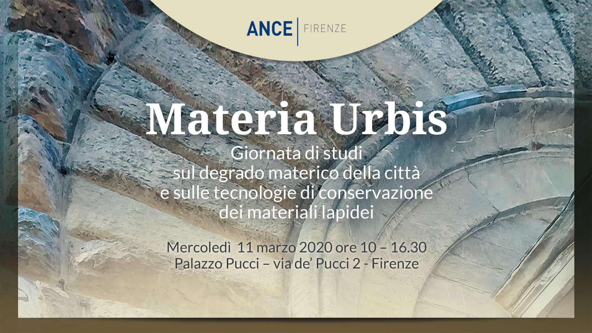 Materia Urbis