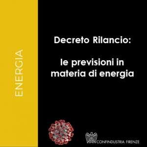Dl Rilancio_materia energia