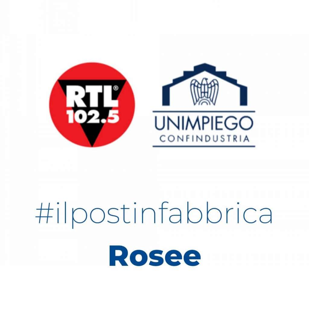 #ilpostinfabbrica rosee