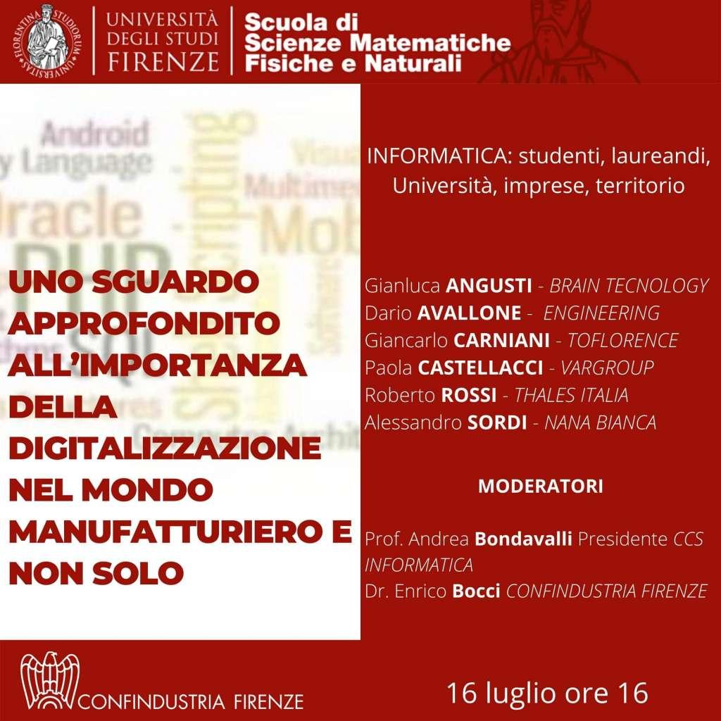 workshop informatica