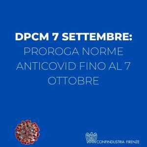 dpcm 7 settembre