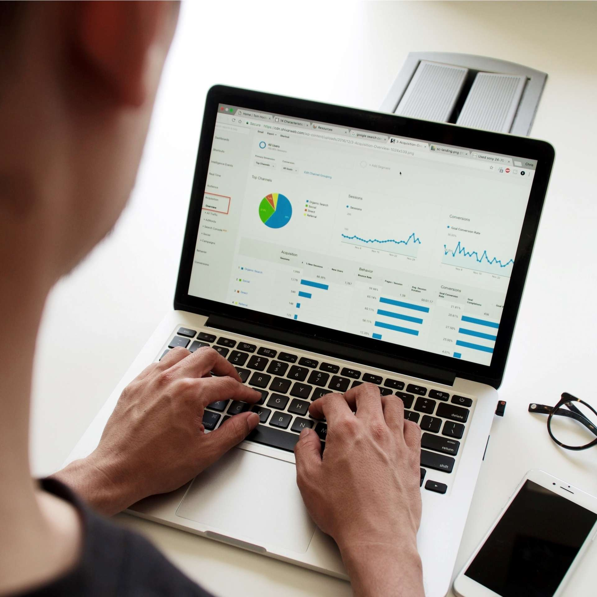 report startup