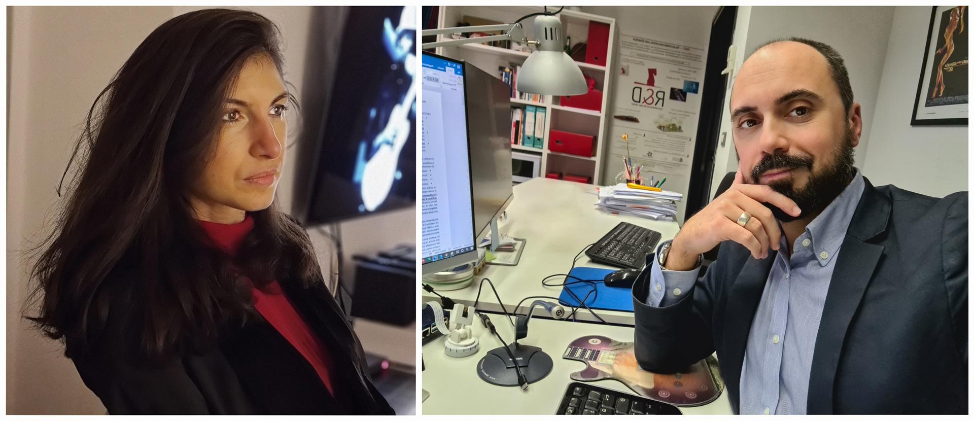 Racconti di Impresa – Federico e Rosa, dalla ricerca universitaria alla realtà produttiva industriale