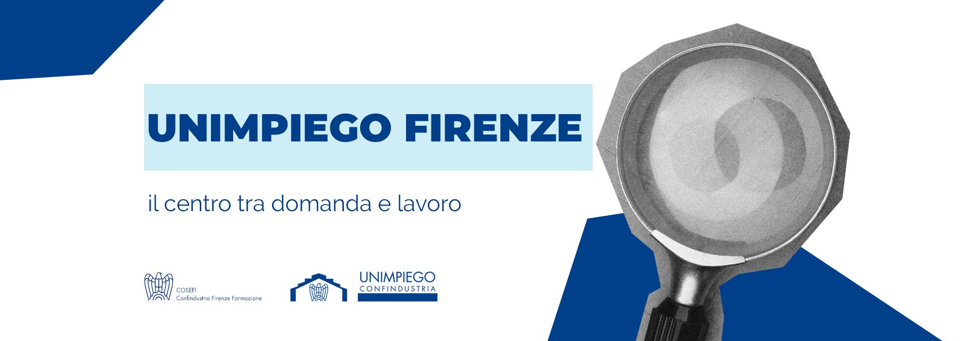Unimpiego Firenze header