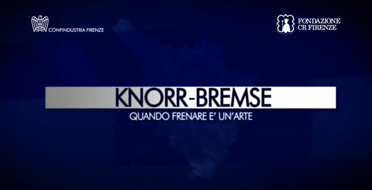 Orientagiovani e le aziende / Knorr-Bremse – Quando frenare è un'arte